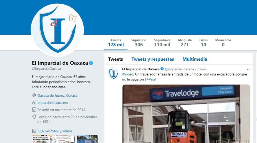 Twitter comenzará a implementar un diseño web simplificado | El Imparcial de Oaxaca