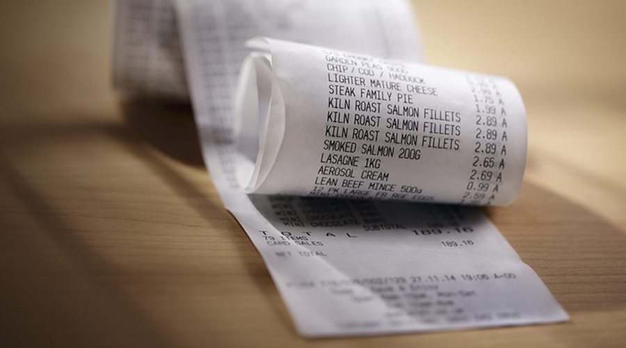 No guardes los tickets de tus compras… ¡producen cáncer! | El Imparcial de Oaxaca