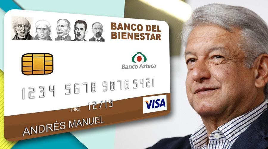 Sin concurso, Banco Azteca operará tarjetas para beneficios gubernamentales   El Imparcial de Oaxaca