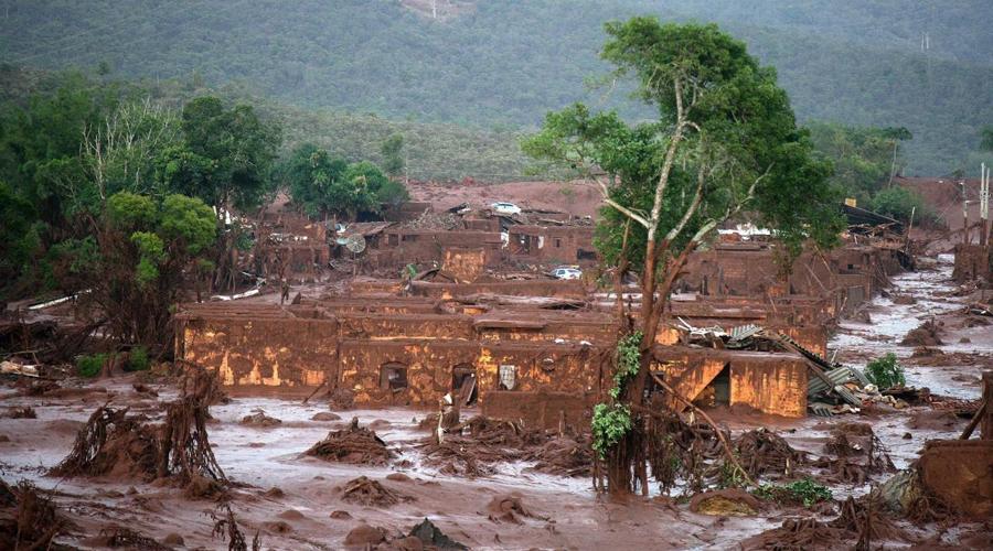 Colapsa presa minera en Brasil; más 300 desaparecidos | El Imparcial de Oaxaca