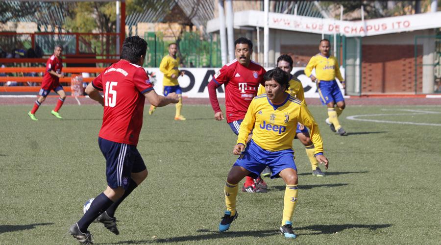 Sección 35 supera a Deportivo UABJO por 2-1 | El Imparcial de Oaxaca