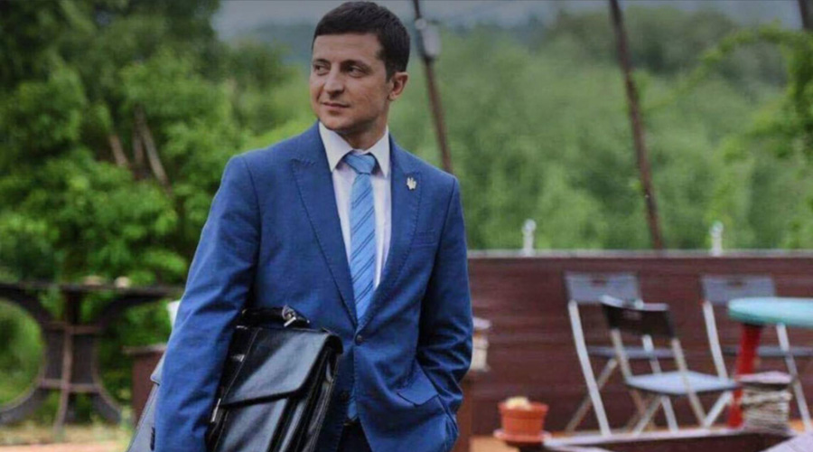 Ucrania podría tener un comediante como presidente; es el candidato favorito | El Imparcial de Oaxaca