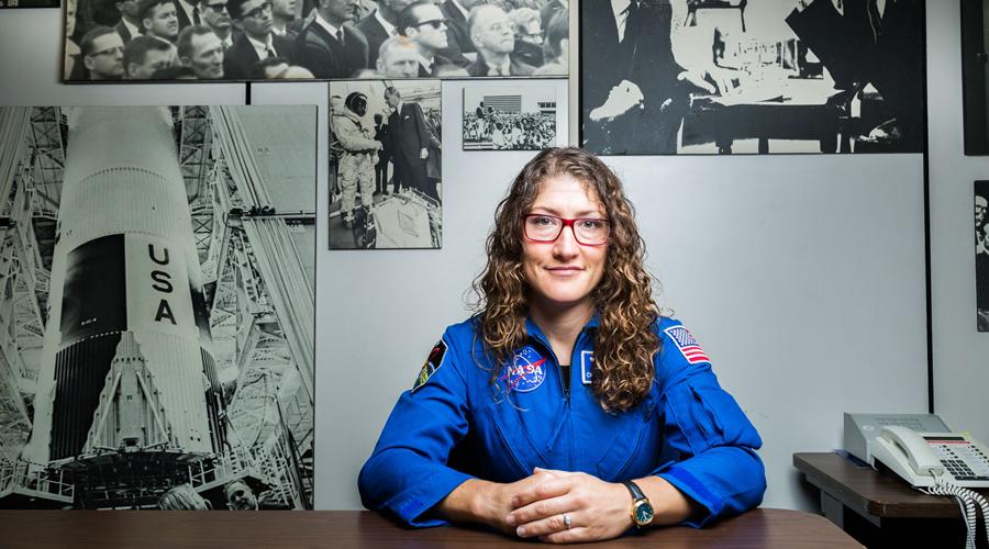 Por primera vez en la historia, realizarán caminata espacial dos mujeres   El Imparcial de Oaxaca