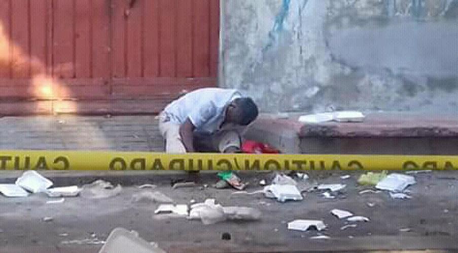 Muere hombre en calles de Santa María Tehuantepec   El Imparcial de Oaxaca