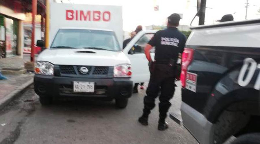 Intentan asaltar a repartidor de Bimbo en la Mixteca   El Imparcial de Oaxaca