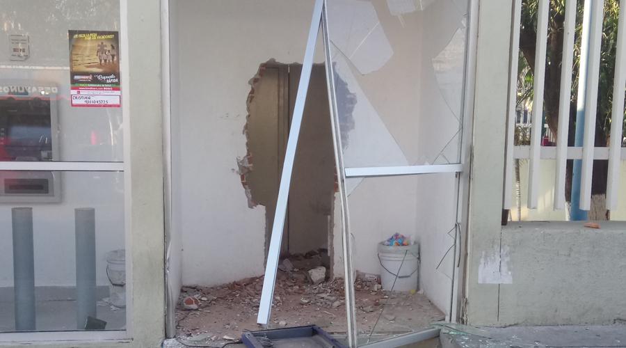 Roban cajero en Salina Cruz | El Imparcial de Oaxaca