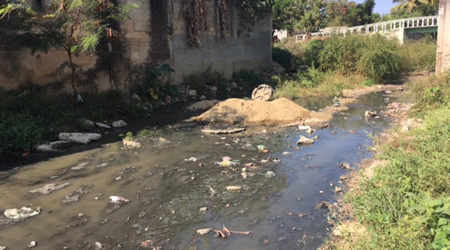 Aguas negras generan foco de infección en la Costa de Oaxaca | El Imparcial de Oaxaca