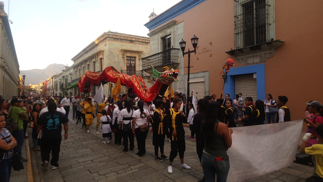 Celebran el año del cerdo | El Imparcial de Oaxaca