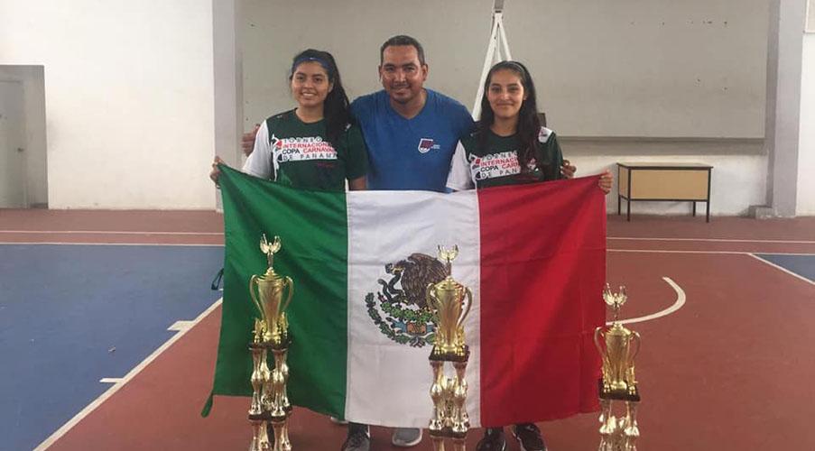 Oaxaqueñas ganan el titulo en Internacional de baloncesto | El Imparcial de Oaxaca
