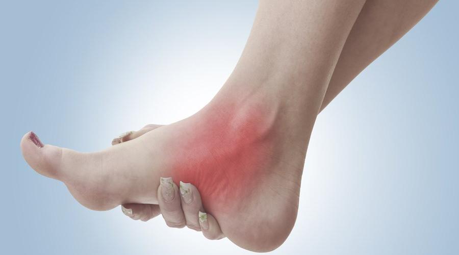 como calmar el dolor de una torcedura de tobillo