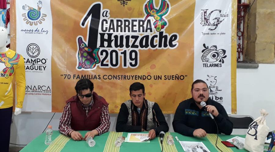Presentan la carrera atlética Huizache 2019 | El Imparcial de Oaxaca