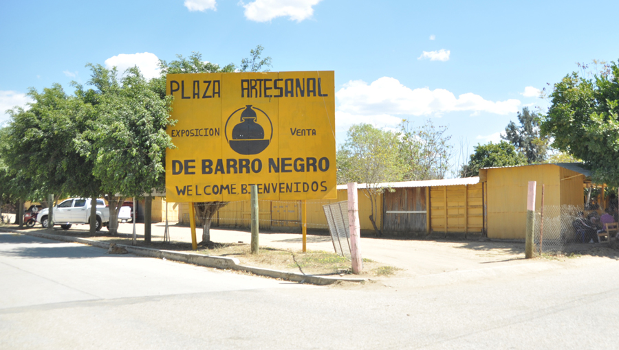 Se queda en promesa, Mercado de Artesanías en Coyotepec | El Imparcial de Oaxaca