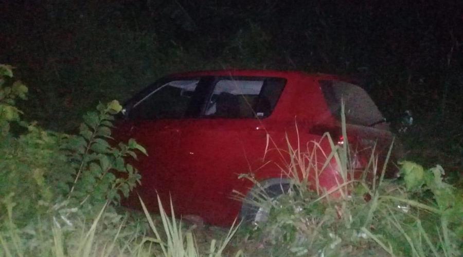 Pierde el control de su auto y se accidenta en Huatulco   El Imparcial de Oaxaca