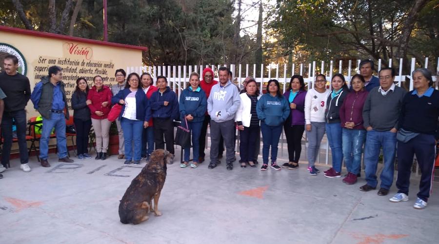 Inicia Cobao 08 paro  laboral de dos días | El Imparcial de Oaxaca