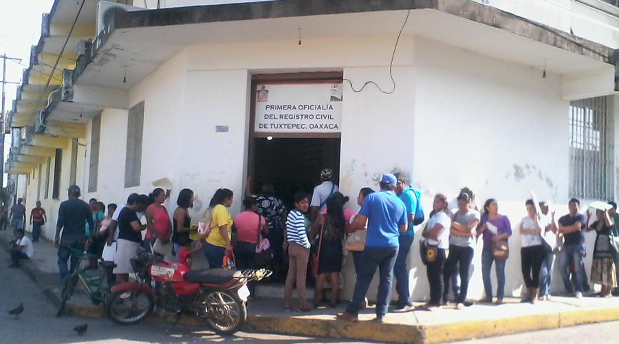 Realizara Registro  Civil bodas colectivas  en Tuxtepec | El Imparcial de Oaxaca
