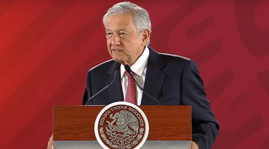 AMLO no detendrá lucha contra huachicol por amenazas | El Imparcial de Oaxaca