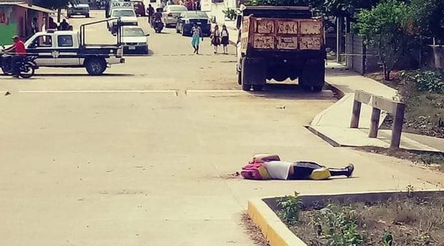Asesinan a hombre frente a sus hijos en Loma Bonita | El Imparcial de Oaxaca