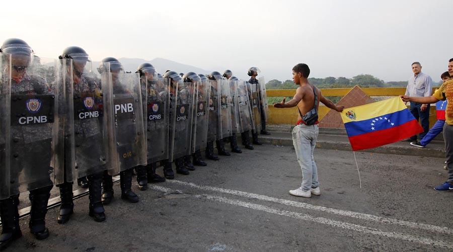 Más tensa la situación; Venezuela rompe relaciones con Colombia | El Imparcial de Oaxaca