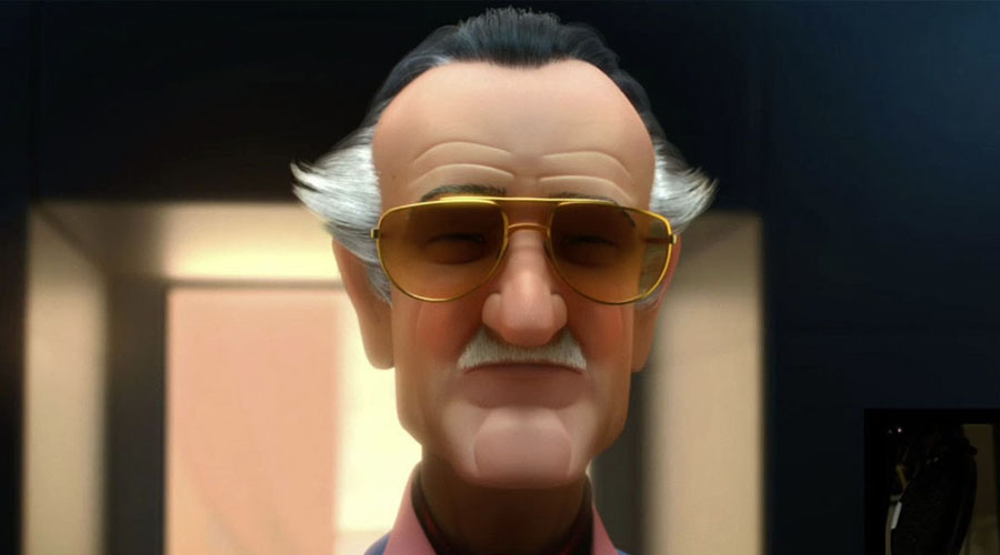 Confirman docenas de cameos de Stan Lee en Into the Spider-Verse   El Imparcial de Oaxaca