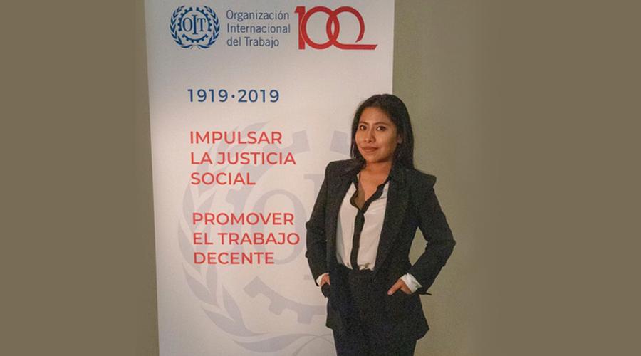 OIT invita a Yalitza Aparicio como oradora sobre derechos de la mujer | El Imparcial de Oaxaca