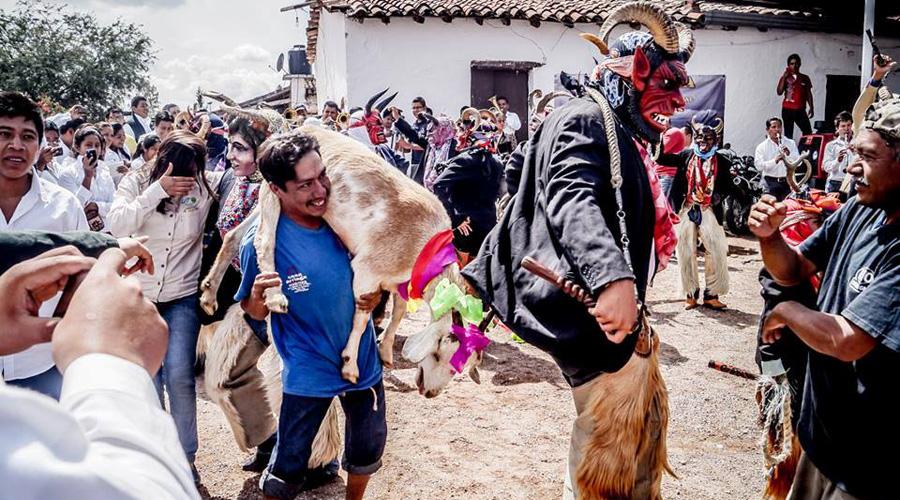 Anuncian que habría un solo Festival del Mole de Caderas   El Imparcial de Oaxaca