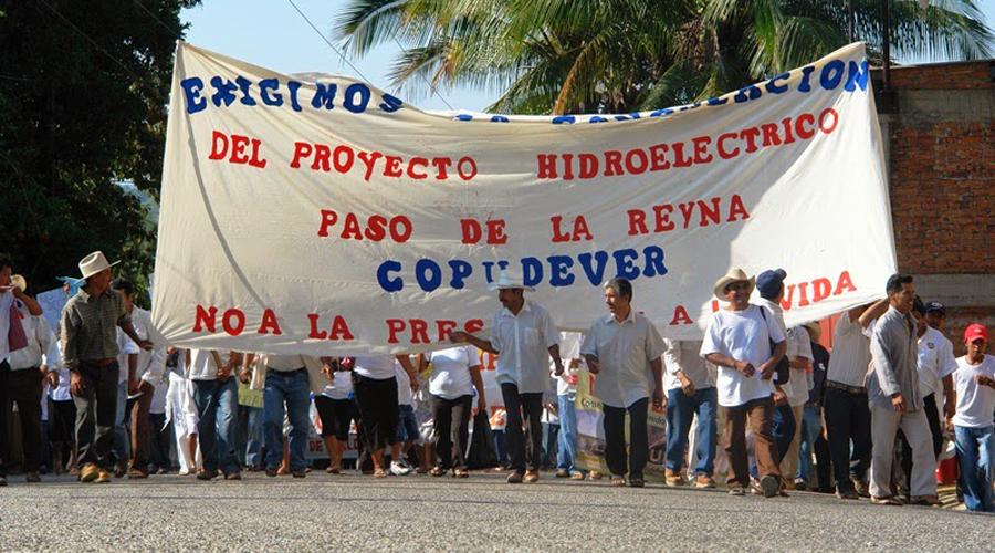 Celebran en la Costa, el  día internacional contra las presa | El Imparcial de Oaxaca