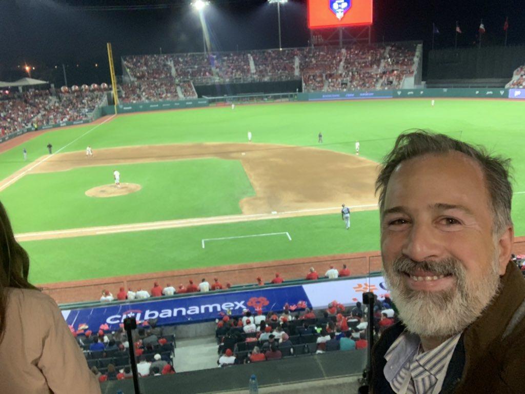 Jose Antonio Meade también estuvo en inauguración de estadio Alfredo Harp Helú   El Imparcial de Oaxaca