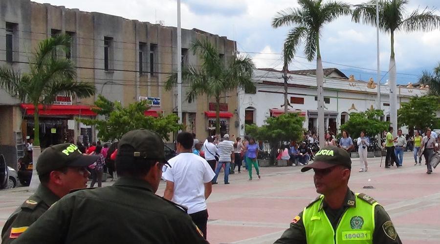 Ataque en Colombia deja un policía muerto y otro herido   El Imparcial de Oaxaca