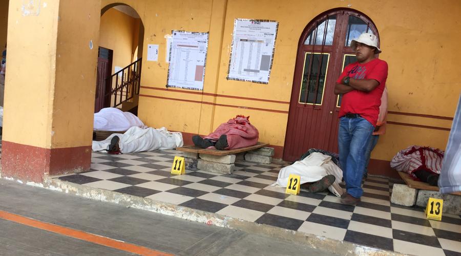 Señalan como focos rojos a 29 conflictos agrarios en Oaxaca | El Imparcial de Oaxaca