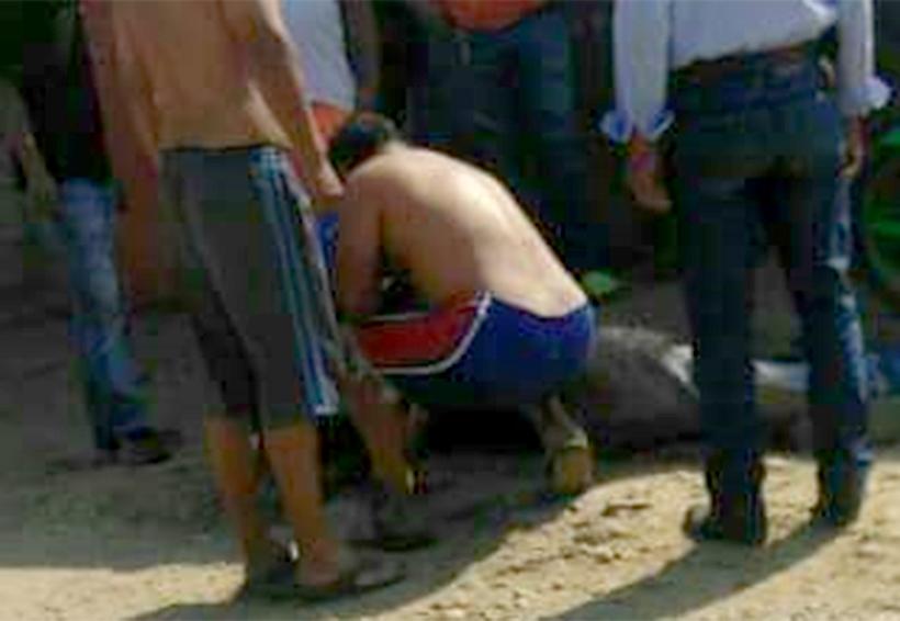 Ejecutan a balazos a soldador en la Cuenca   El Imparcial de Oaxaca