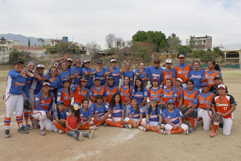 ¡Pentacampeonas! | El Imparcial de Oaxaca