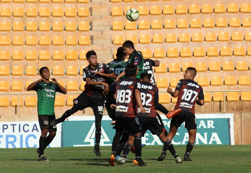 Alebrijes goleó a Cafetaleros en la liga TDP   El Imparcial de Oaxaca