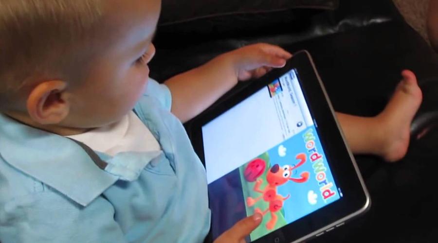 ¿Entretienes a tu bebé con un celular o tablet? Podrías retrasarle el habla | El Imparcial de Oaxaca