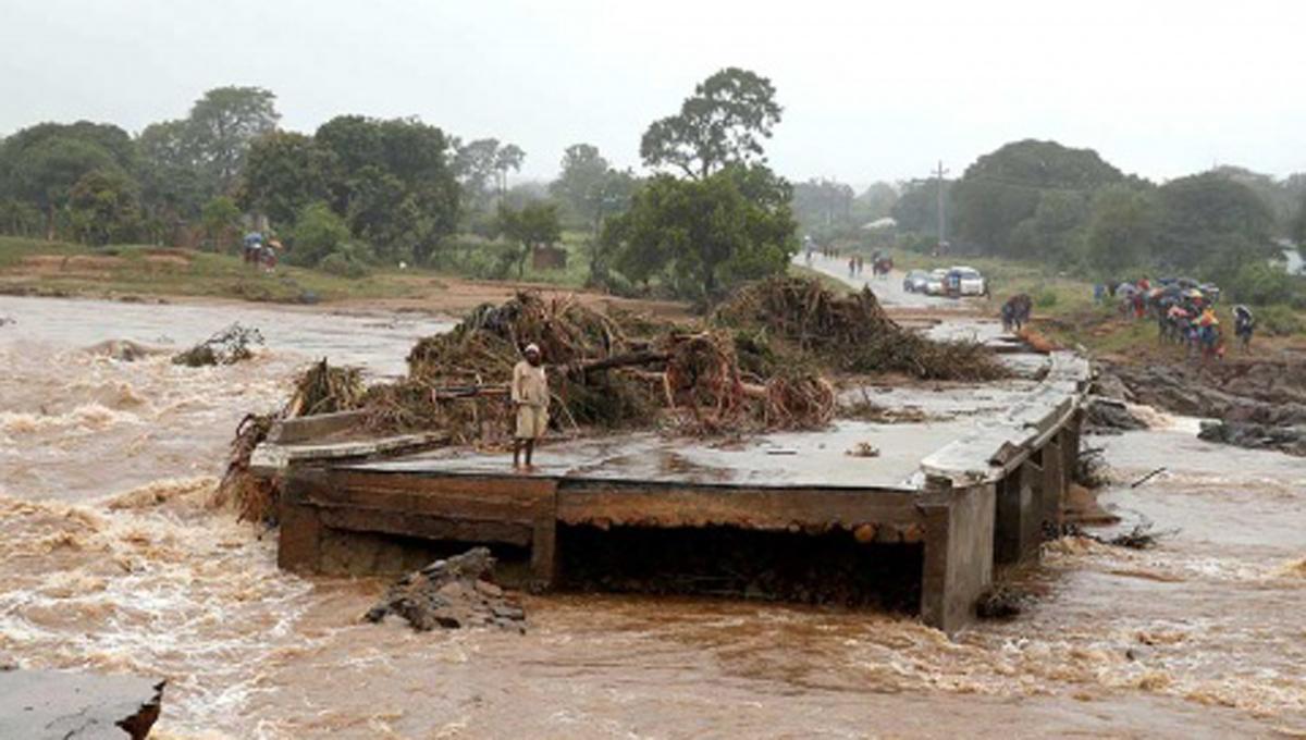 Temor en sur de África por ciclón; cifra de víctimas podría superar el millar | El Imparcial de Oaxaca