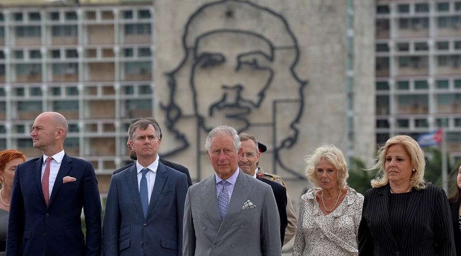 Príncipe Carlos pasea por La Habana con su esposa Camila   El Imparcial de Oaxaca