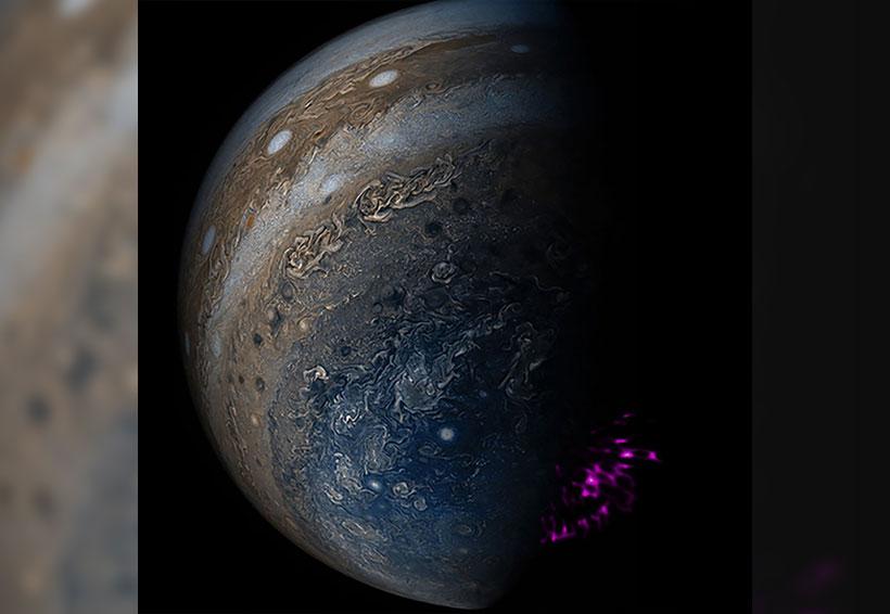 Develan nuevos descubrimientos de la formación de Júpiter | El Imparcial de Oaxaca