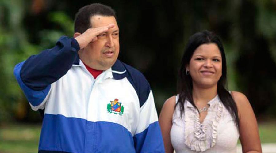 Piden a la Casa Blanca que deporte a la hija de Hugo Chávez   El Imparcial de Oaxaca