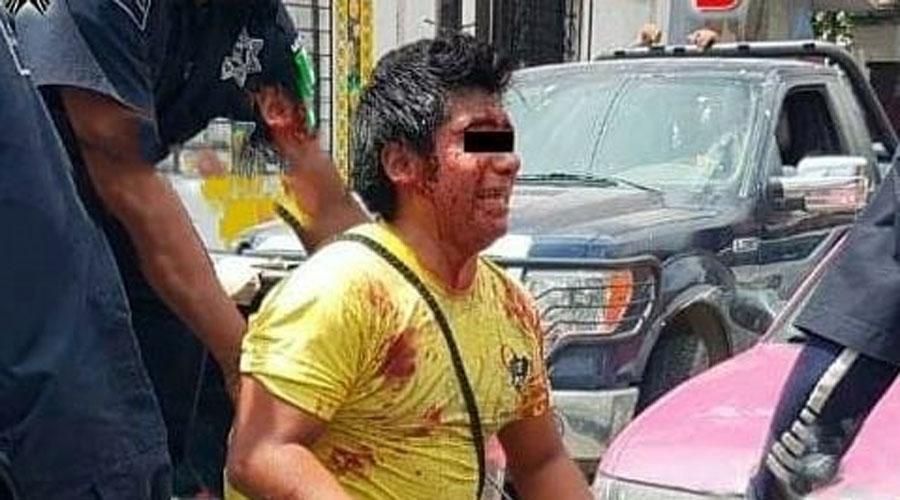 Capturan a un presunto asaltante en Juchitán, Oaxaca   El Imparcial de Oaxaca