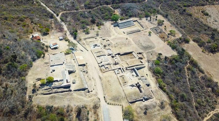 Concluye INAH restauración de zona arqueológica de Dainzú | El Imparcial de Oaxaca
