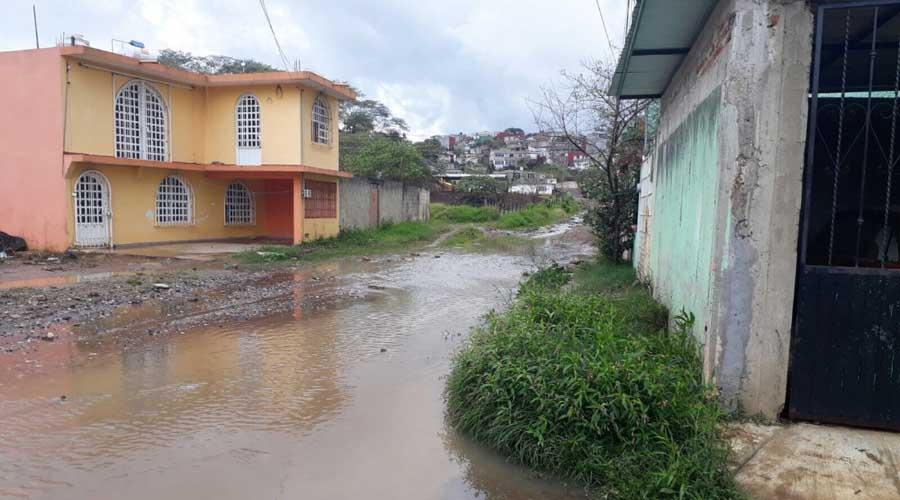 Colonias de San Martín Mexicápam, en peligro  de sufrir inundaciones   El Imparcial de Oaxaca