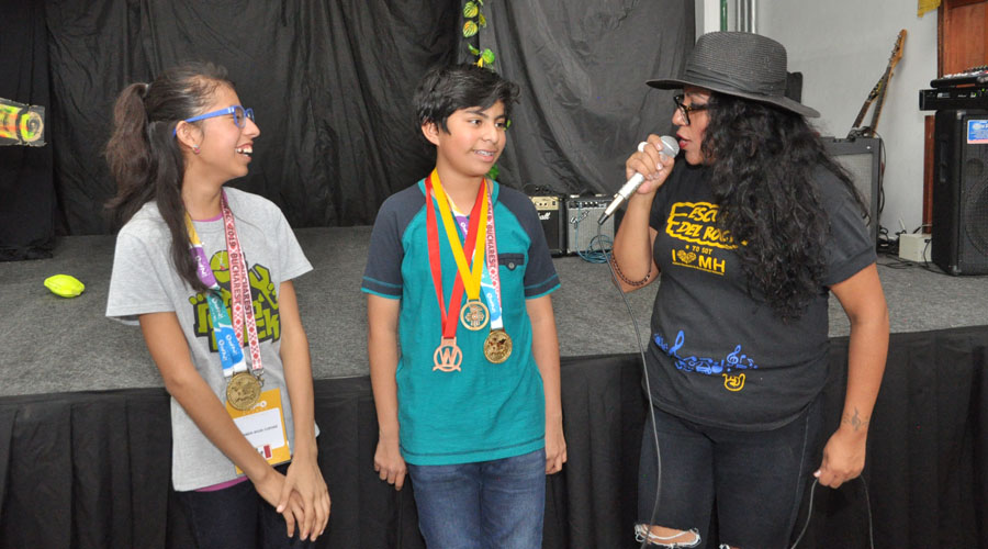 Reconocen a niños oaxaqueños que ganaron Torneo Infomatrix en Rumania | El Imparcial de Oaxaca