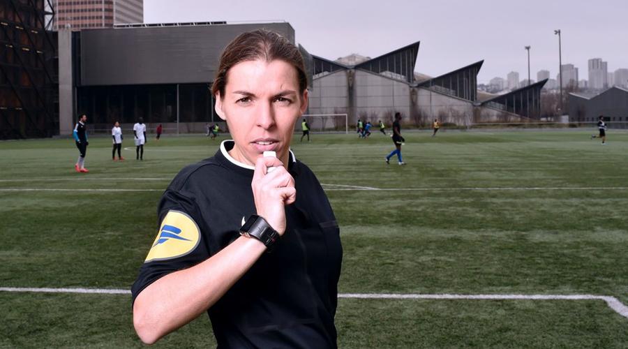 Mujer será árbitro principal en juego de futbol de Primera División francesa | El Imparcial de Oaxaca