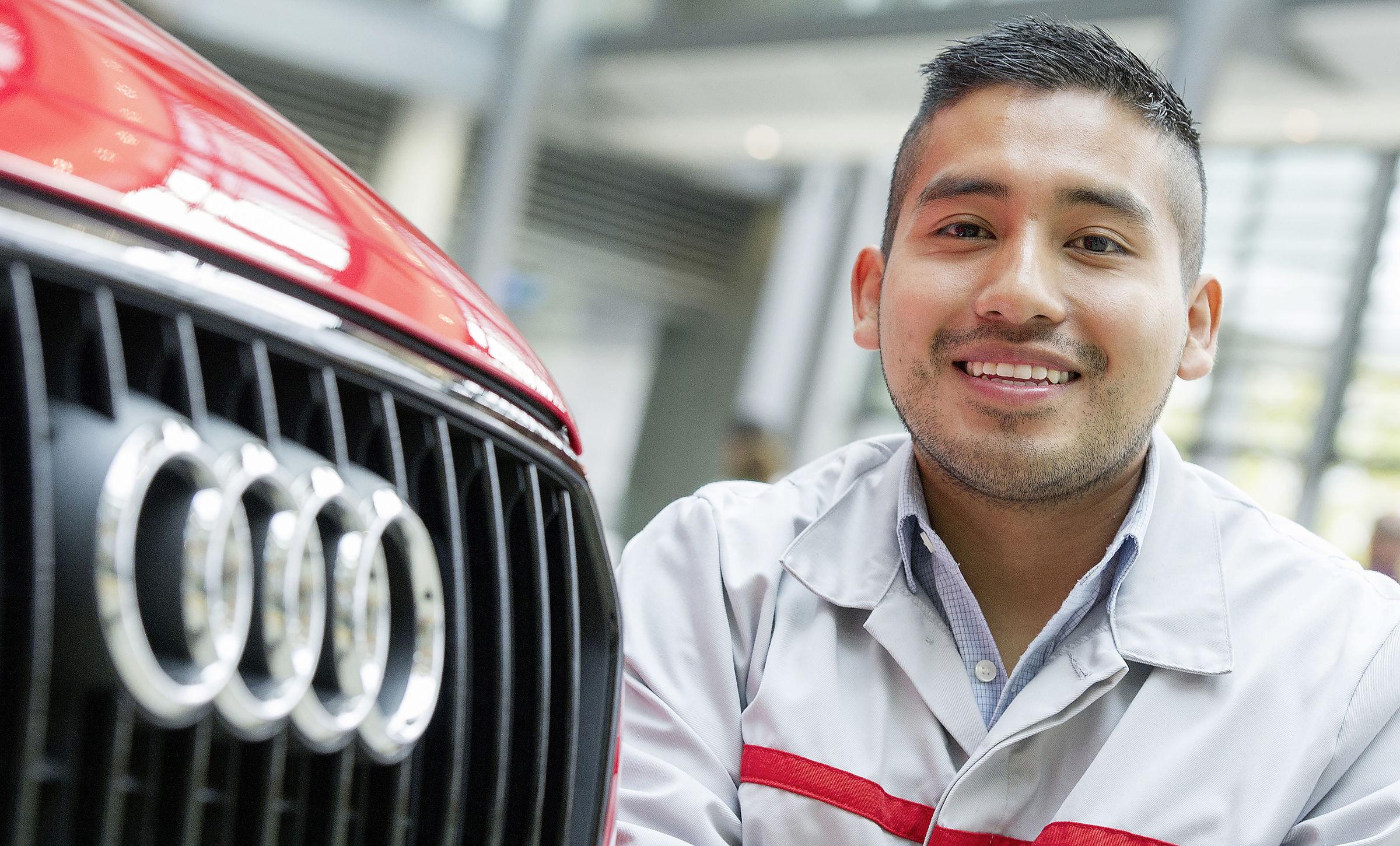 Sindicato de Audi México recibirá aumento; garantizará estabilidad en productividad | El Imparcial de Oaxaca