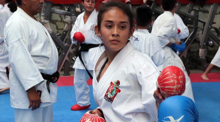Daniela Leyva gana su boleto a Olimpiada Nacional y Nacional Juvenil 2019 | El Imparcial de Oaxaca