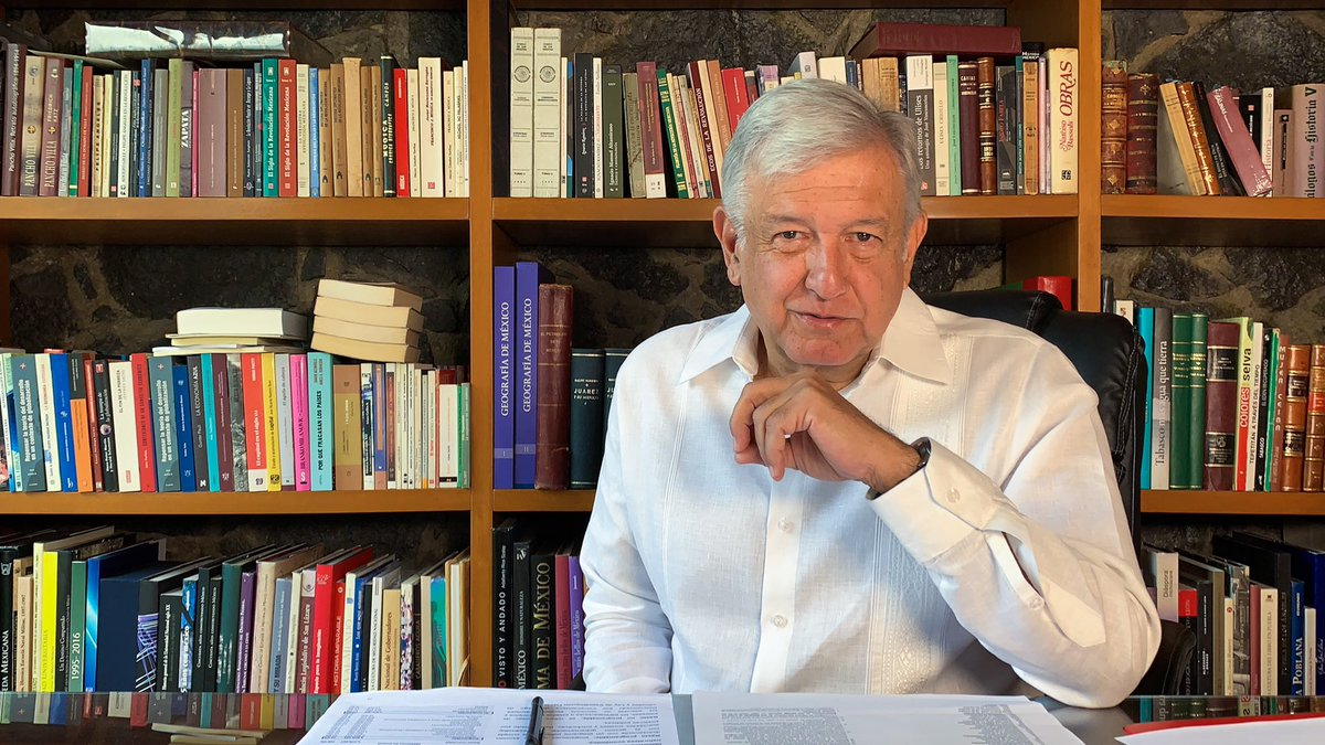 Asegura AMLO que memorándum reafirma lo que ya está en la Constitución Política   El Imparcial de Oaxaca