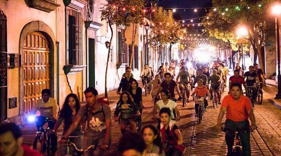 Fomentan el uso de la bicicleta como mejor opción de movilidad urbana en Oaxaca | El Imparcial de Oaxaca
