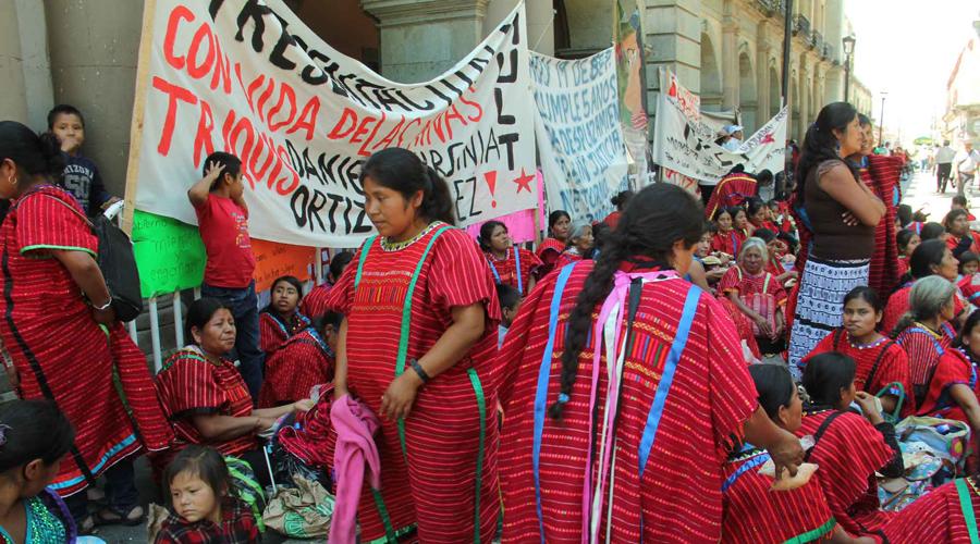 Presupuestan cinco mdp para los desplazados triquis | El Imparcial de Oaxaca