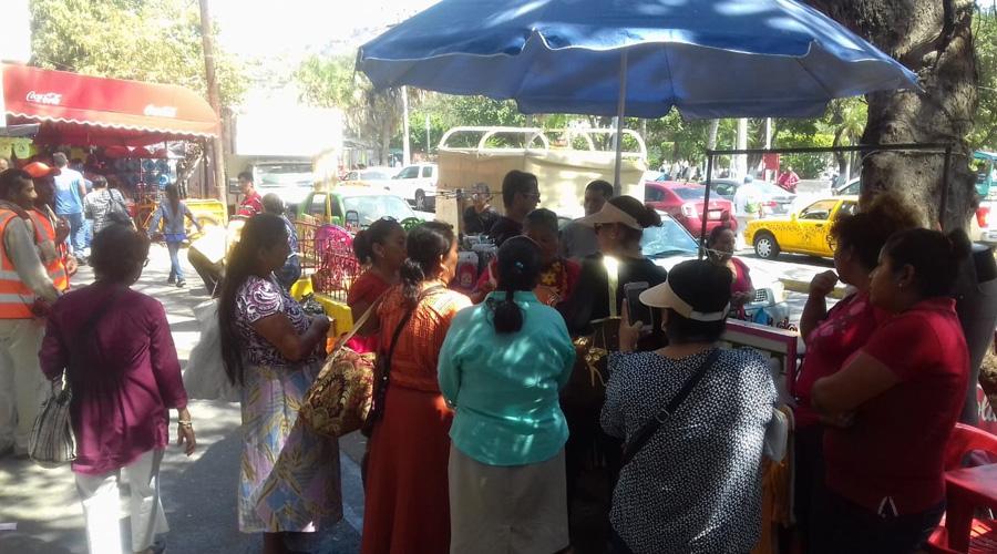 La ola de calor afecta a porteños | El Imparcial de Oaxaca