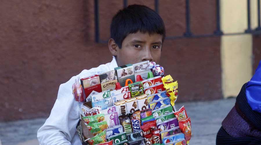 Preocupa explotación  laboral infantil en la Mixteca de Oaxaca   El Imparcial de Oaxaca
