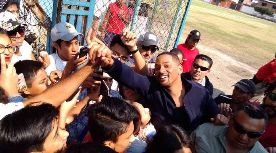 """Will Smith visita Yautepec, Morelos para filmar escenas de """"Bad Boy 3""""   El Imparcial de Oaxaca"""